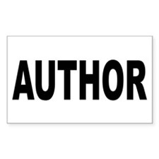 Author Decal