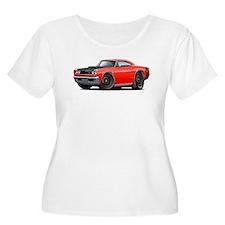 1969 Super Bee A12 Red T-Shirt
