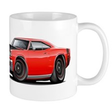 1969 Super Bee A12 Red Mug