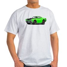1969 Super Bee A12 Lime T-Shirt