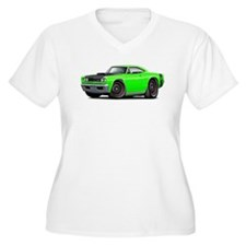 1969 Super Bee A12 Lime T-Shirt