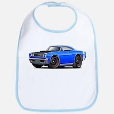 1969 Super Bee A12 Blue Bib