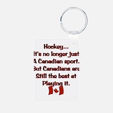 Canadian Sport Keychains