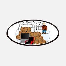 Hockey Season Patches