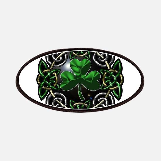 St. Patrick's Day Celtic Knot Patches