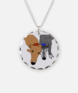 Drawn Together Necklace