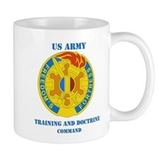 DUI - TRADOC with Text Small Mug