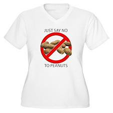 Just Say No to Peanuts T-Shirt