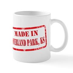 MADE IN OVERLAND PARK, KS Mug