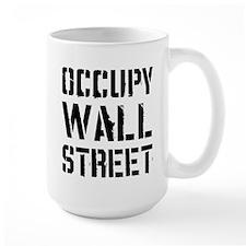 Occupy Wall Street Mug