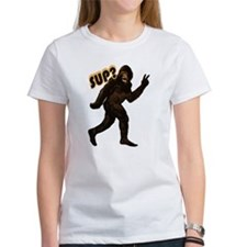 Bigfoot Sasquatch Yetti sup Tee