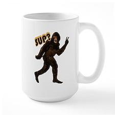 Bigfoot Sasquatch Yetti sup Mug