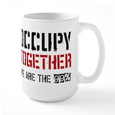 Occupy Together Mug