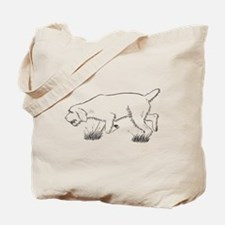 Spinone Tote Bag