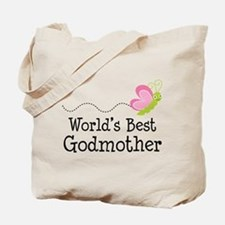 Cute Godmother Gift Tote Bag