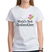 Cute Godmother Gift Tee