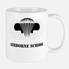 DUI - Airborne School with Text Mug