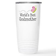 Cute Godparents Travel Mug