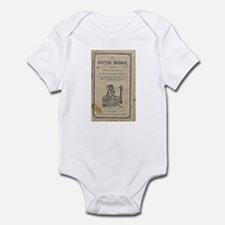 Haggis Ads Infant Creeper