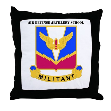 DUI - Air Defense Artillery Center/School with Tex