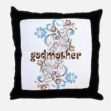 Godmother Cute Gift Throw Pillow