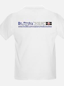 Live365.com's Dr. Rock T-Shirt