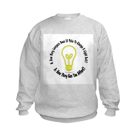 How Many Lawyers 1 Kids Sweatshirt