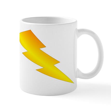 Lightning Bolt Gear Mug