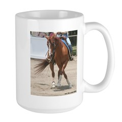 Reining Horse Mug