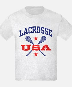 Lacrosse USA T-Shirt