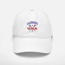 Lacrosse USA Baseball Baseball Cap