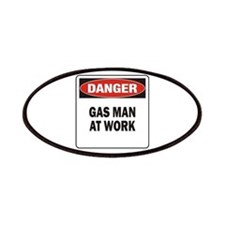 Gas Man Patches
