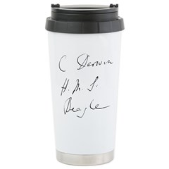 Autograph Travel Mug