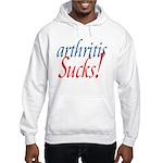 Arthritis Sucks! Hooded Sweatshirt