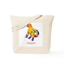 Unique Conure Tote Bag