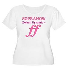 Soprano Music Attitude T-Shirt