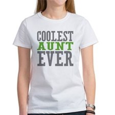 Coolest Aunt Ever Tee