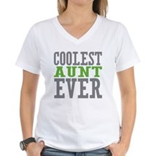 Coolest Aunt Ever Shirt