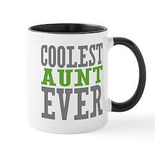 Coolest Aunt Ever Mug