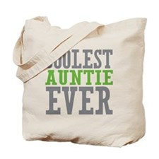Coolest Auntie Tote Bag