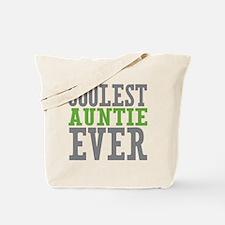 Coolest Auntie Tote Bag