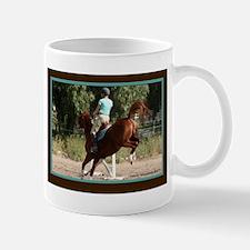 Bucking Horse Mug