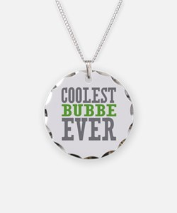 Coolest Bubbe Ever Necklace