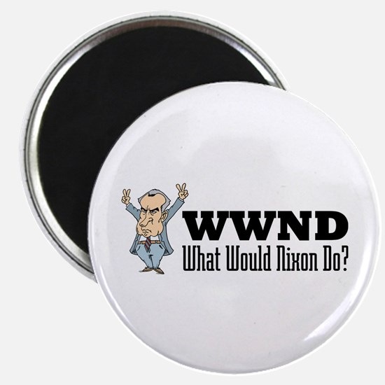 What Would Nixon Do Magnet