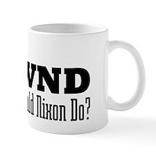 What Would Nixon Do Mug