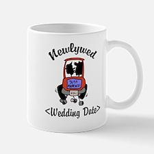 Newlywed (Add Wedding Date) Mug
