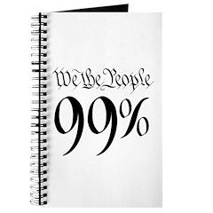 we the people 99% black Journal