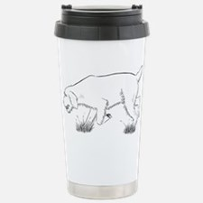Spinone Stainless Steel Travel Mug