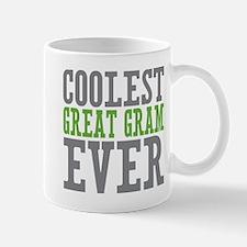Coolest Great Gram Mug