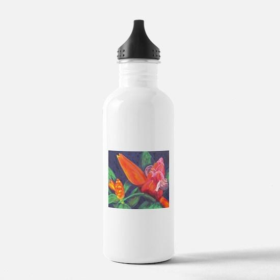 Snail on Brom. Water Bottle